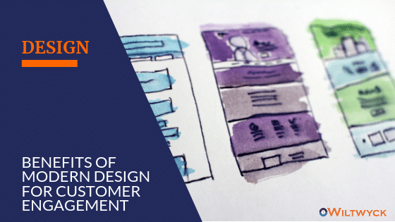 Benefits of Modern Web Design for Customer Engagement