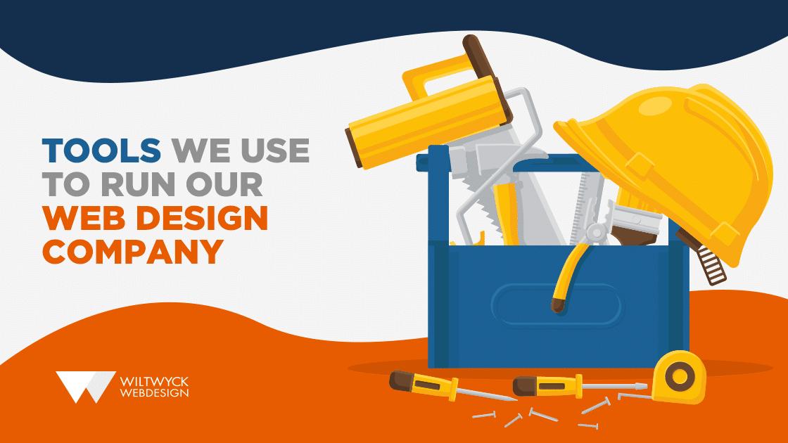 tools we use run web design biz