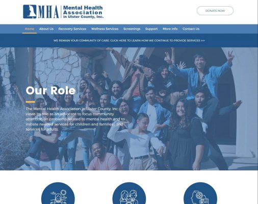 Mental Health Association in Ulster County